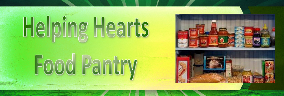 Helping Hearts Food Pantry